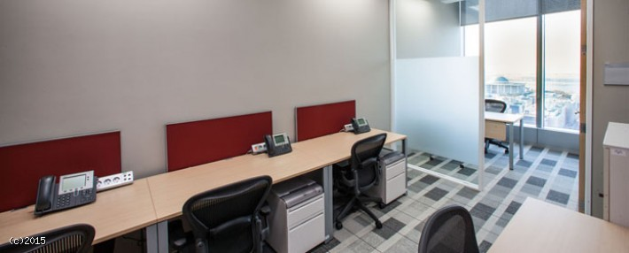 Serviced and Virtual Office - Seoul IFC Two