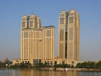 Cairo Nile City Towe North Tower