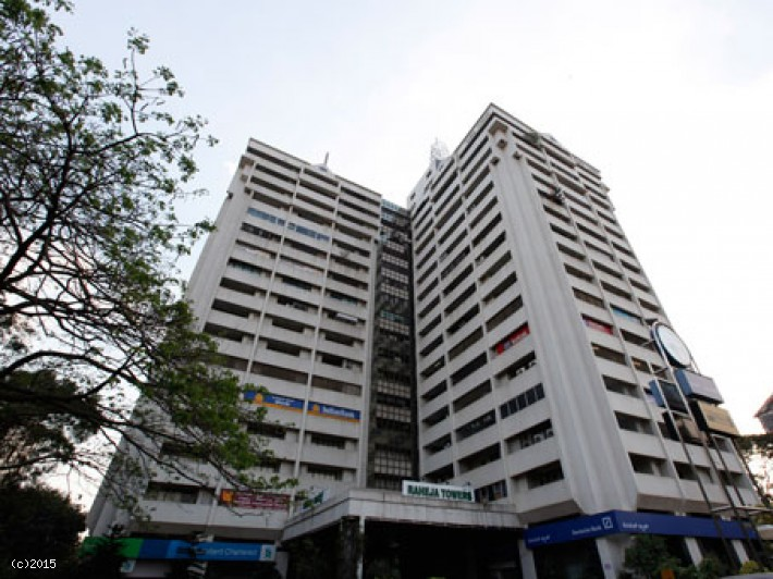 Raheja Towers 26-27 Mahatma Gandhi Road