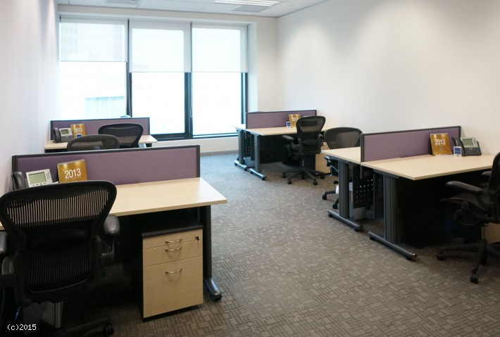 Executive Office Singapore - Six Battery Road