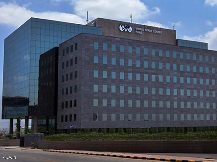 World Trade Centre Dholepatil Farms Road