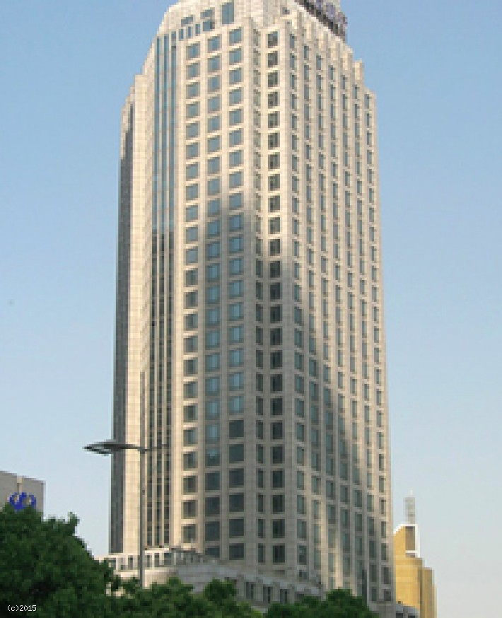 Pufa Tower, Century Avenue, Putong