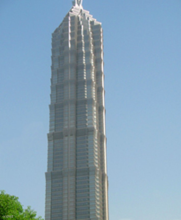 Jin Mao Tower, 88 Century Avenue
