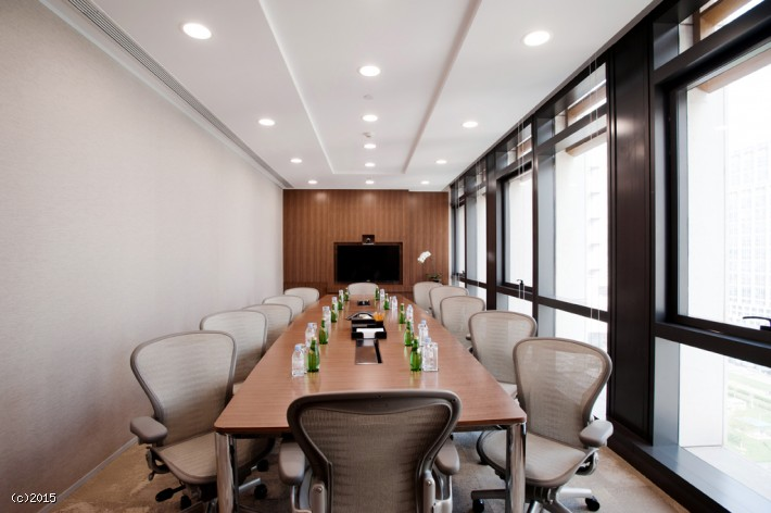 Serviced Office Beijing - Finance Street