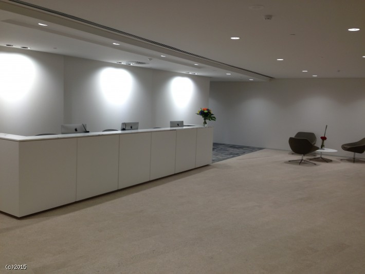 Serviced Office Perth - St. George Terrace
