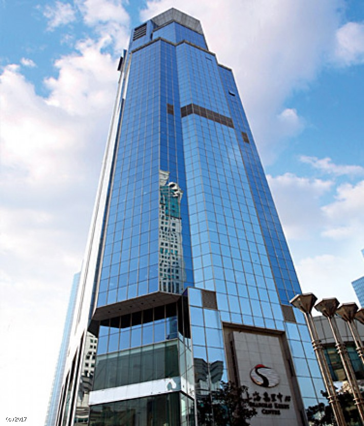 Jing'an Kerry Center 1515 Nanjing West Road,