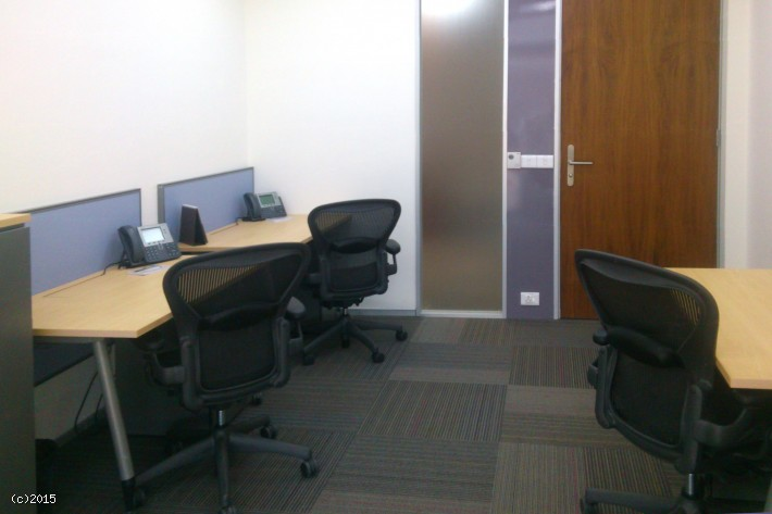 Mumbai Serviced Office - BKC