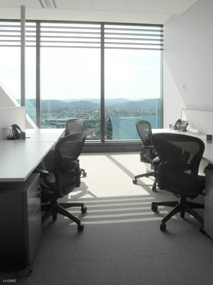 Brisbane Serviced Office - 111 Eagle Street