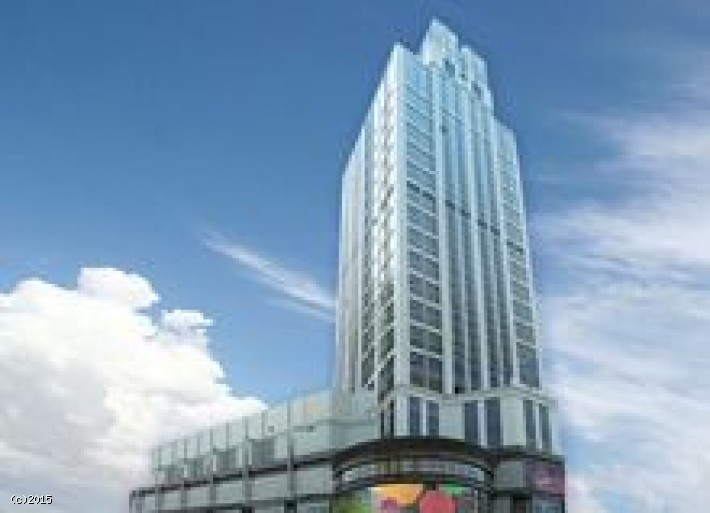 Tianjin - The Exchange Tower 2
